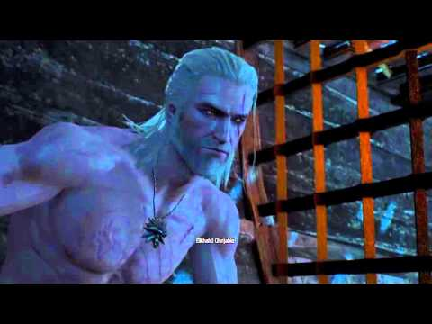 Witcher 3 Hearts of Stone - Evils Soft First Touch - Ship Prisoner CINEMATIC