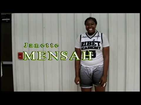 Janette Mensah # 15 RIBET ACADEMY (Junior)