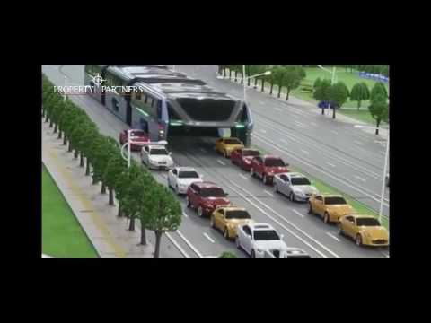 China Future public transportation