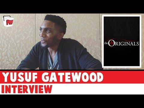 THE ORIGINALS: Yusuf Gatewood   ComicCon 2016