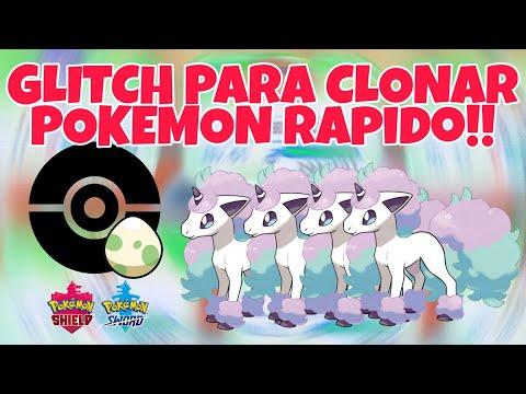 Como Clonar Pokemon Con Missigno / POKEMON ESCUDO Y ESPADA