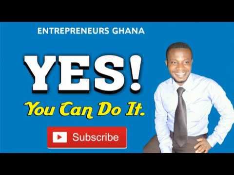 ENTREPRENEURS GHANA - MOVE ON