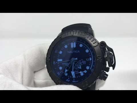 NAUTICA NAI52500G Watch