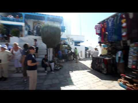 Sidi Bou Said, Tunisia, Souk Market