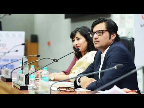 Arnab Goswami replies on Rahul Gandhi, Arvind Kejriwal,  Lalu Yadav and makes a PROMISE
