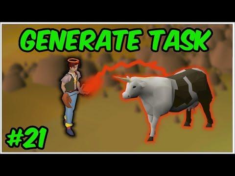 I Am The Creator - GenerateTask #21