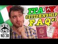 Italian Citizenship Jure Sanguinis: FAQ #1 (How Much does it cost? AND MORE)