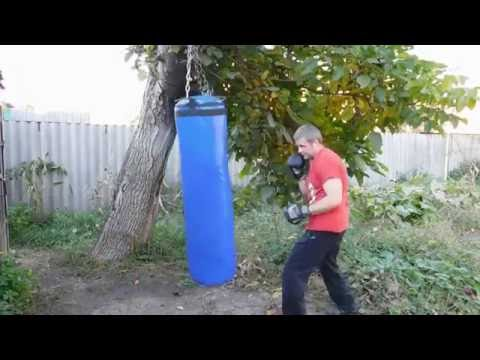 Как сшить боксерскую грушу