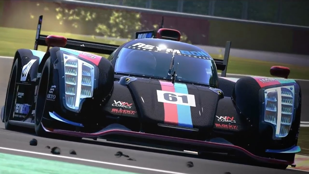 Project CARS Speed and Sound From Gameplay Trailer 【1080P HD】 Oculus Rift