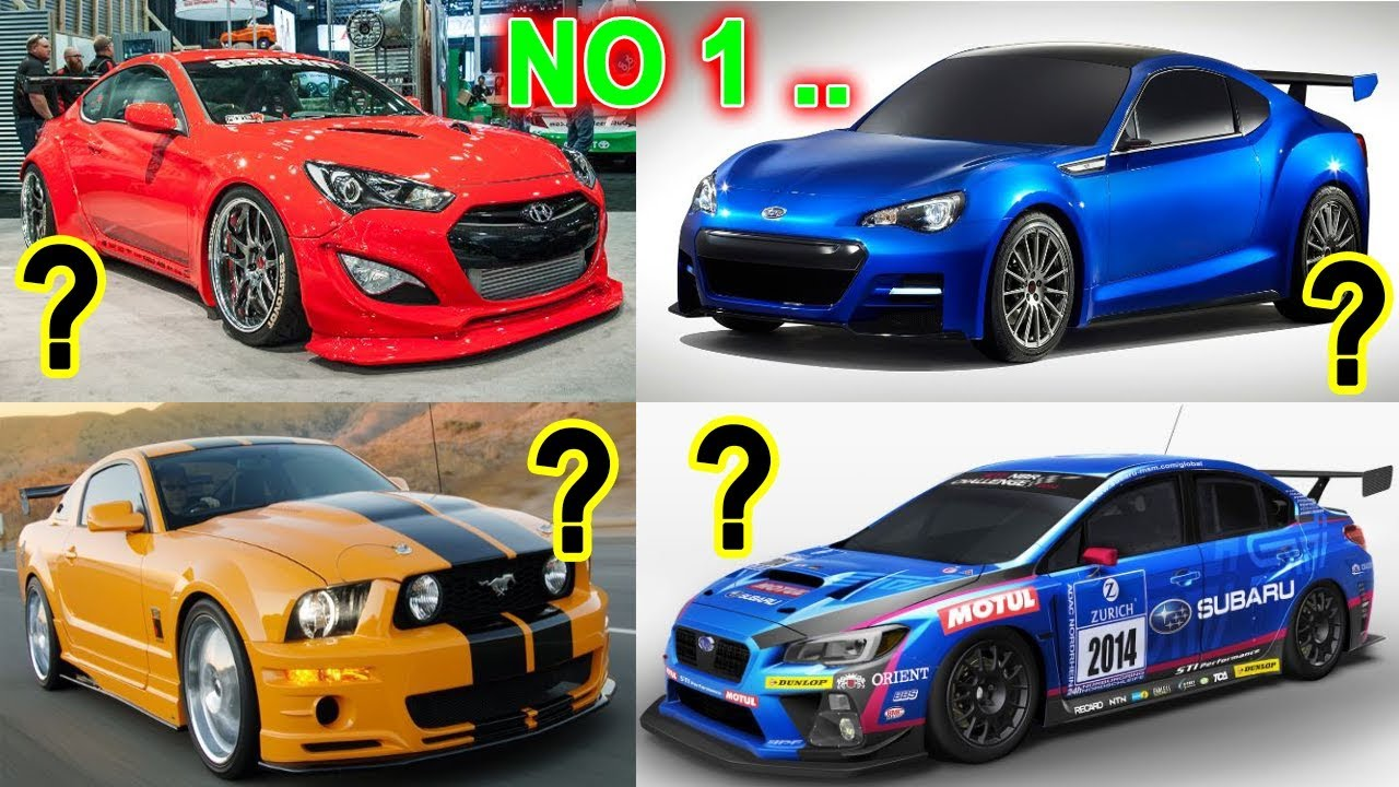 Top Best Selling Cheapest Sports Cars In The World - Cheapest sports cars 2017