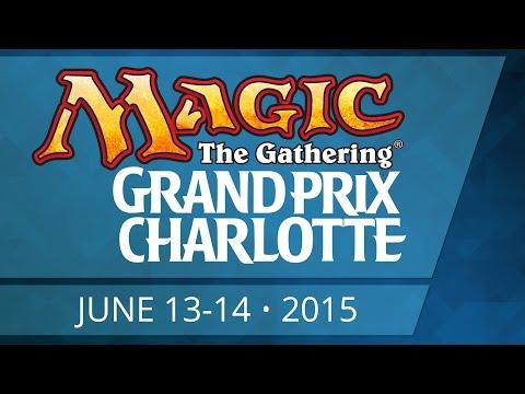 GPCharlotte - Modern - Round 14 - Alexander Hayne vs Patrick Chapin