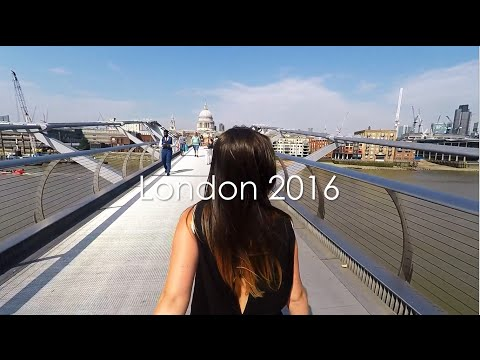 London 2016 GoPro Travel video - Yordi