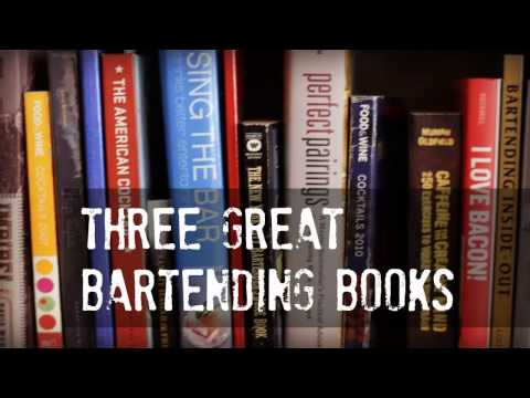 Mixology Talk Podcast: 3 Great Cocktail Books