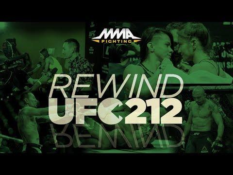 Rewind: UFC 212