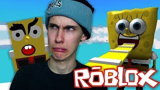 WORST SPONGEBOB OBBY ever! (Roblox)