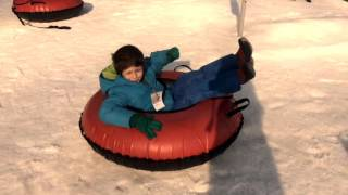 Snow Tubing - Snow tubing for kids