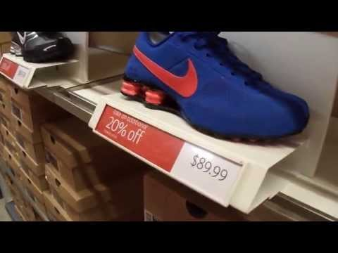 new products b8bdf 46f00 Tenis Nike EUA - Outlet da Nike em orlando - YouTube