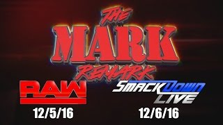 A satirical recap of RAW and Smackdown Live for the week of 12/5/16...