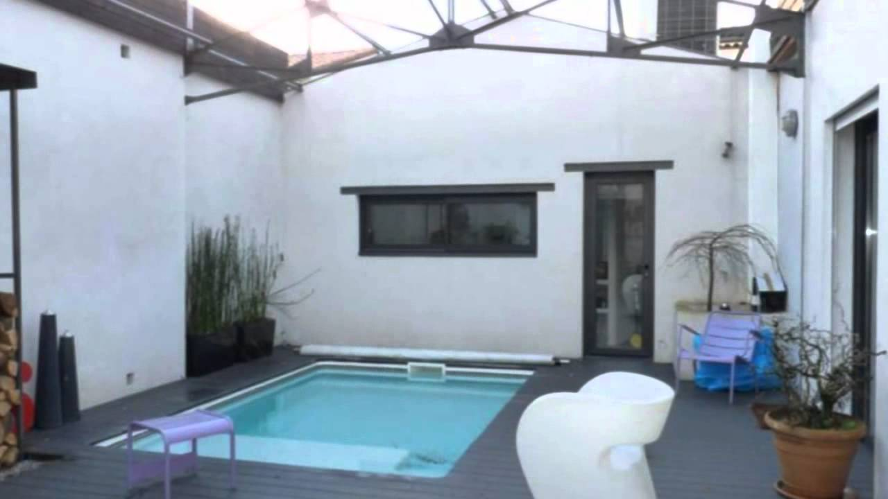 albi architecte centre ville loft moderne calme albi maison youtube - Maison Moderne Ville