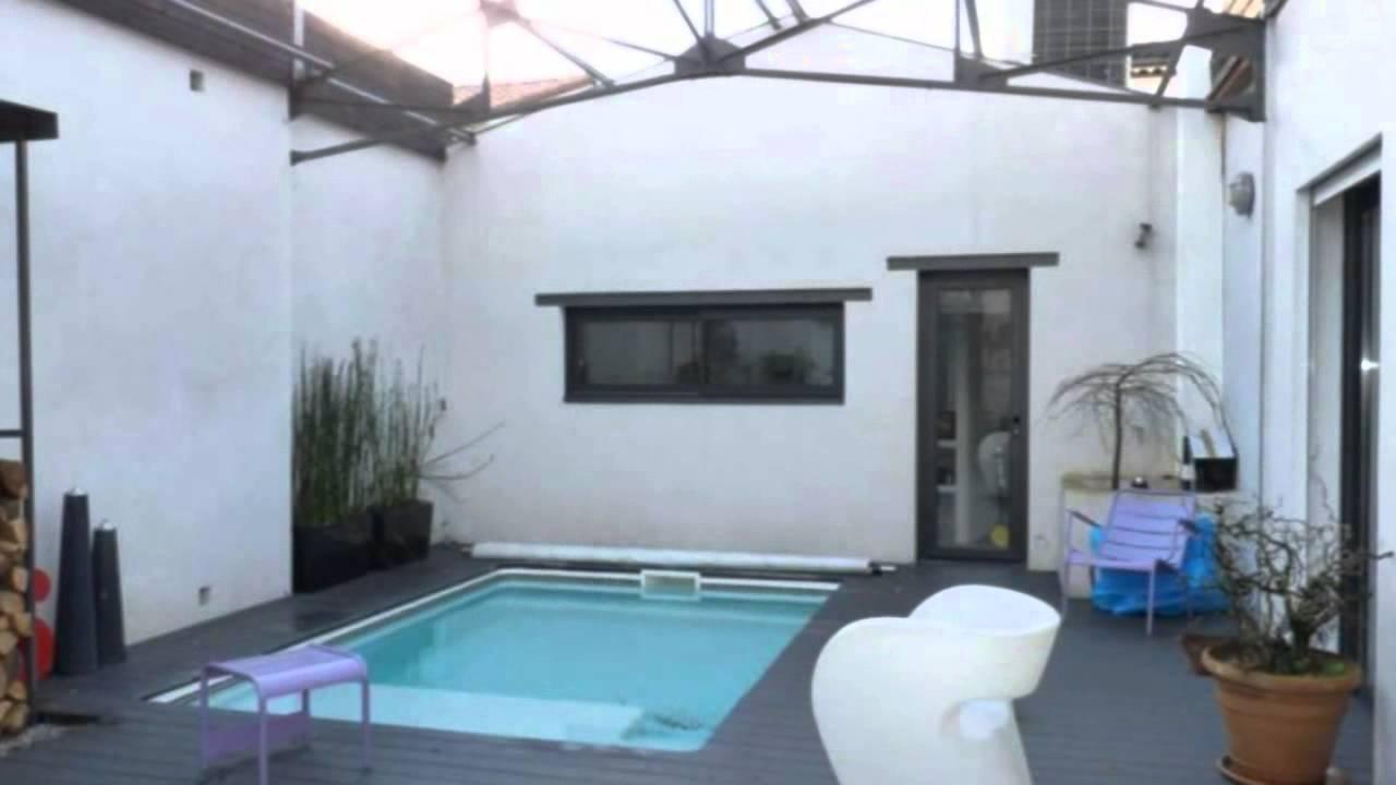 Albi architecte centre-ville loft moderne calme albi Maison - YouTube