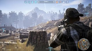 4 VS 4 - BETA ABIERTA - GHOST RECON WILDLANDS (GHOST WAR)