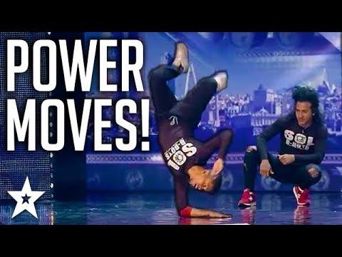 Breakdance Crew Perform Killer Stunts on Spain's Got Talent   Got Talent Global