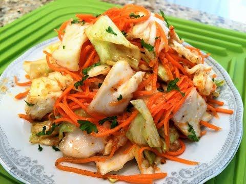 Соус для овощных салатов