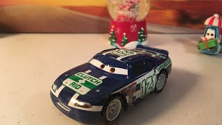 Disney Cars Kevin Shiftright diecast review