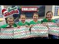 $20 SECRET SANTA CHALLENGE! THE WEISS GIRLS