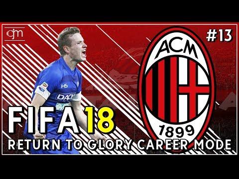 FIFA 18 AC Milan Career Mode: Negosiasi Transfer Salah Satu Bakat Muda Terbaik Liga Italia #13