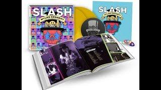 Baixar A Look at the Slash Living the Dream Album Bundle.