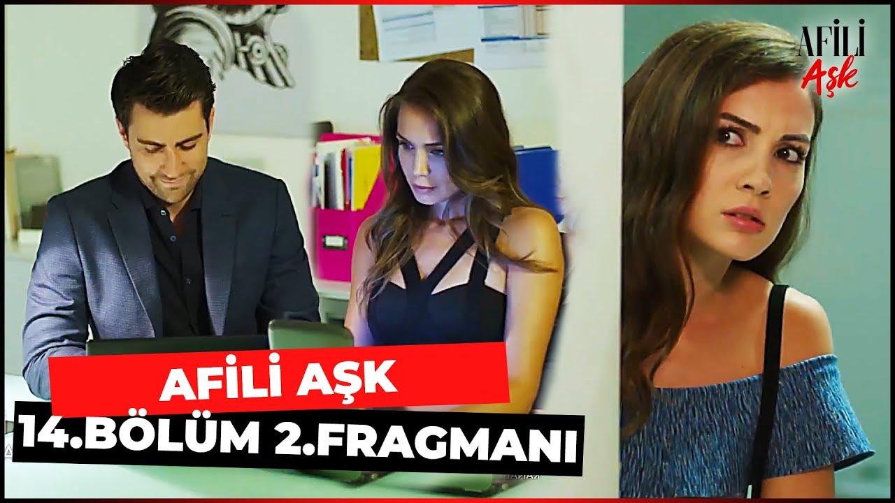 AFİLİ AŞK 14. BÖLÜM 2. FRAGMANI | MUHSİN BABA...