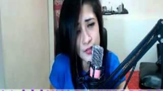 DJ Laras (Laras Super Girlies) - Jar Of Hearts (Christina Perri Cover) | Hallostar Indonesia 090915
