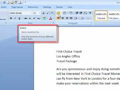 Line & Paragraph Spacing in Word - YouTube