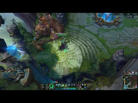 Full AD/Attack Speed Soul Stealing Thresh Top!!!