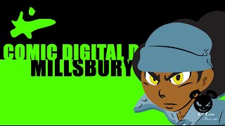 Comic Digital Downloads | Millsbury Comicverse | Millsbury Media
