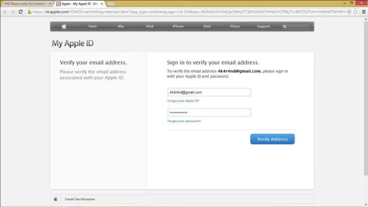 how to create us apple id