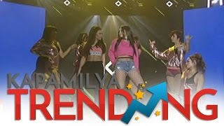 vuclip Maja and Yassi's ultimate dance showdown on the ASAP stage