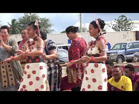 Fakame'ite - MV Tongiaki Ferry Launch - Friendly Island Shipping Agency