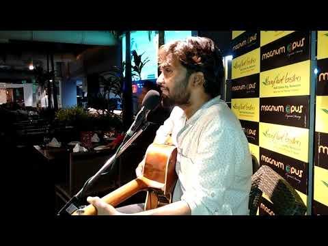 Bhula Dena Aashiqui 2 Mustafa Zahid Live Unplugged Cover Aditya
