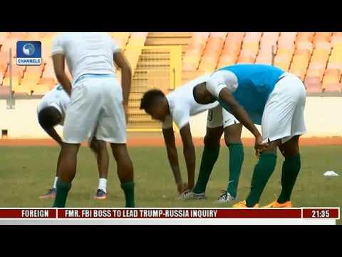 Int'l Friendlies: NFF Confirms Corsica, Togo For Super Eagles
