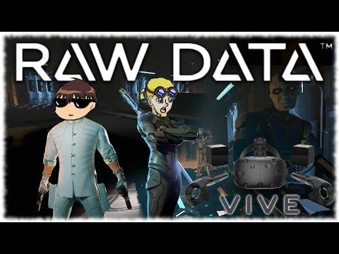 F.A.W... Raw Data ( Vive VR )