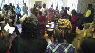 """Kenyen praise song, """"Hakuna Mungu Kama Wewe"""""""