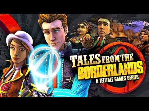 TALES FROM THE BORDERLANDS!