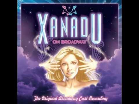 Xanadu on Broadway - Suddenly
