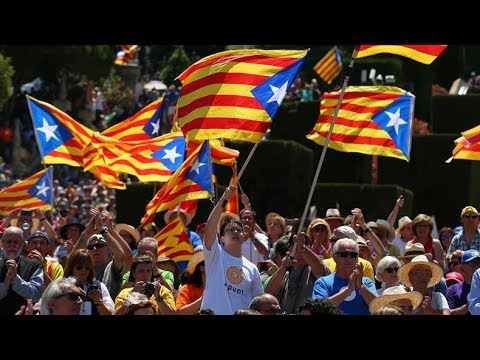 Catalans declare independence from Spain in historic vote