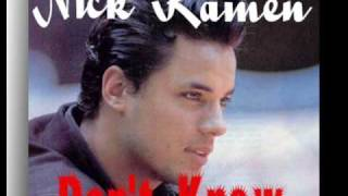 Watch Nick Kamen Dont You Know video