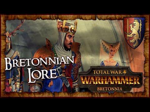 Surreal Lore: Bretonnian History and Army Lore (Total War: Warhammer - Bretonnia)