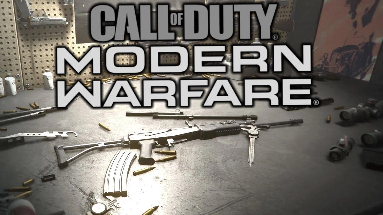 Modern Warfare: NEW