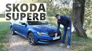 Skoda Superb - PO LIFTINGU